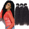 7A Mongolian Virgin Hair 3 Bundles Kinky Curly Hair Gorgeous Jerry Curly Bundles Fashion Style New Arrival