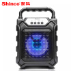 Shinco M5 outdoor portable portable square dance audio Bluetooth speaker high-power subwoofer plug-in card U disk small radio amplifier