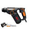WORX Household Electric Hammer Toolbox WX3461 Impact Drill Concrete Impact Drill Hand Electric drill Electric Hand Drill Hardware Electric Screwdriver