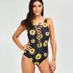 2018 Suit Backless Push Up Swimwear Women Bandage Bikini Set