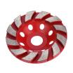 100mm 4 Diamond Segment Grinding Wheel Disc Bowl Shape Grinder Cup Concrete Granite Masonry Stone Ceramics Terrazzo Marble for Bu
