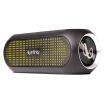 Yan Fei Li Shi Infinity Beta Music Sasser Wireless Portable Speaker Subwoofer outdoor Bluetooth audio support U disk play black