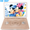 SAST FL-128D portable mobile DVD player Qiaohu dvd player old man singing theater video CD player usb player 101 inches blue