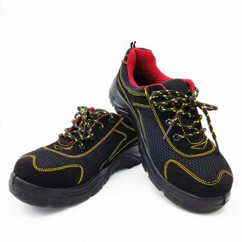 Mens Work Shoe Safety Shoe Steel Toe Anti Puncture&Anti Smashing Ankle Boot Mens Work Shoe Safety Shoe Steel Toe Anti Punctu