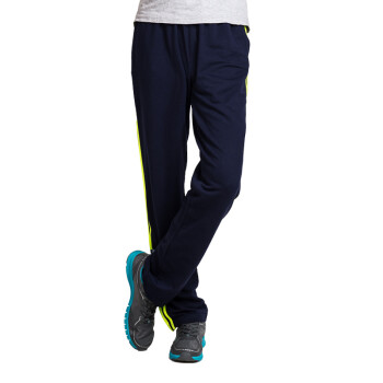 DOUBLE STAR DML0027A Sports&leisure men&39s cotton sports trousers knitted sports pants pearl blue XL