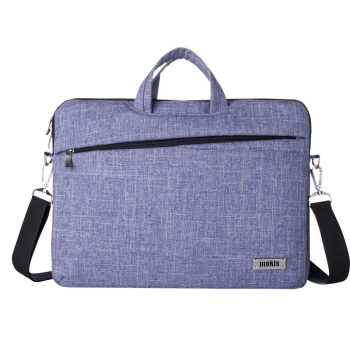 MOKIS 14-inch portable laptop bag Apple Sony Dell Lenovo Lenovo men&women Universal laptop bag MKDNB014-B blue