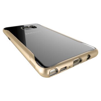 Baseus Samsung Note7 mobile phone shell Samsung Note7 protective shell cell phone cover note7 earthquake&drop protection sleeve soil Hao gold