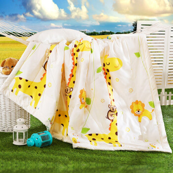 Jiuzhou deer summer was home textiles can be washed machine wash summer cool air-conditioned by the Korean version of the summer thin quilt good partner 200 230cm