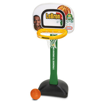 Little Tekkers little tikes outdoor sports ball sports toys star big dream happy sports basketball stand 642005