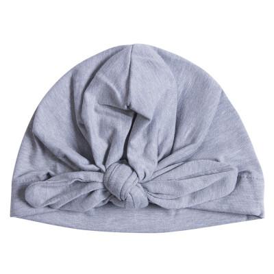 LOVELY Newborn Baby Toddler Kids Boy Girl Bowknot Cotton Beanie Hat Cap