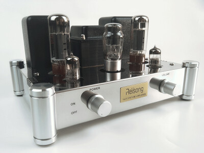 REISONG Boyuu A10 EL34B Tube Amp Single-end Class A HiFi Audio Amplifier Tube 5Z4P Rectified