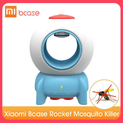 Xiaomi Mijia Bcase Rocket Mosquito Killer USB Electric Photocatalyst Mosquito Repellent Insect Killer Smokeless Lamp Trap UV Light