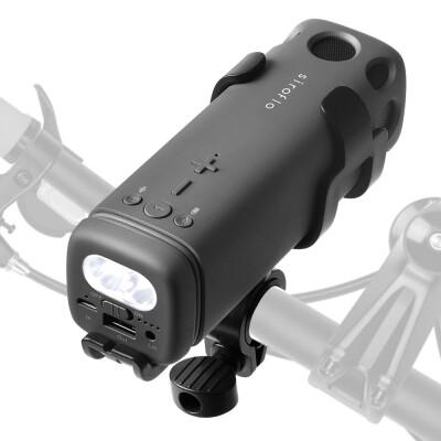 siroflo PURIDEA i2 SE Outdoor Bluetooth Speaker with Flashlight