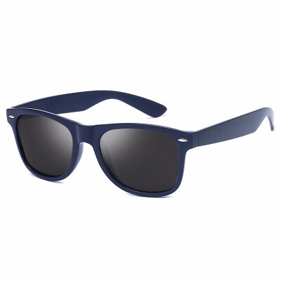 New mens fashion classic polarized sunglasses box sports sunglasses colorful retro sunglasses