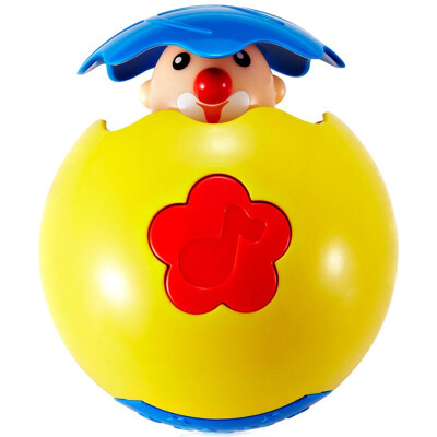 Ouba AUBY puzzle toys grotesque clowns infants&young children enlightenment early education enlightenment crawler hands toys 463317DS