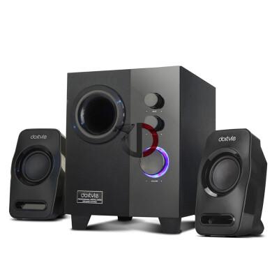 dostyle SD216 desktop wood speaker voice box