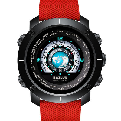 W30 color screen sports smart watch heart rate sleep monitoring information call reminder couple bracelet