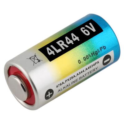 1Pcs 4LR44 6V Battery for Dog Training Barking Control Shock Collar Toys
