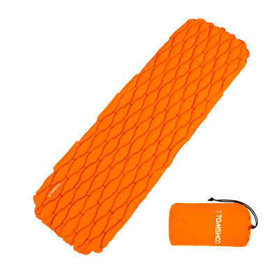TOMSHOO Ultralight Inflatable Sleeping Pad Mattress for Outdoor Camping Hiking Backpacking Travel