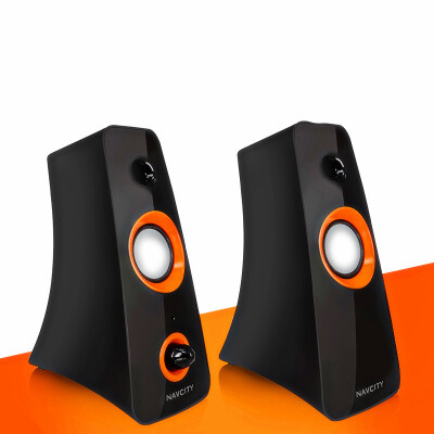 Thunder supreme notebook Tablet PC speaker USB mini portable 2 high sound quality small speaker