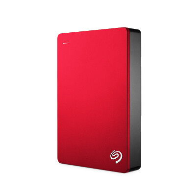 Seagate Backup Plus 5TB USB30 25-inch mobile hard disk metal China Red STDR5000303