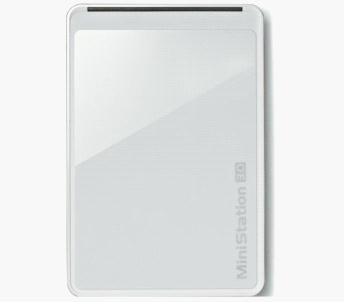 高贵典雅大白砖:BUFFALO巴法络 2.5英寸移动硬盘 HD-PCT1TU3 1TB¥399下单优惠券-30=369元