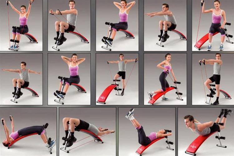 运动减肥:减掉小肚腩的6个运动减肥方法