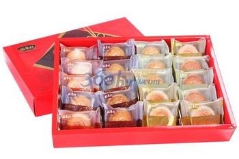 稻香村吉祥尊礼京八件礼盒600g 礼袋随机发放 销售官方网 哪里买稻香