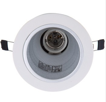 Matsushita (Panasonic) home-based small downlights HEAC73001 white matte border 3.5 inch downlight