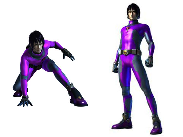 钢铁飞龙 超可动公仔 紫晶飞龙战士 9006卡酷动画热播 卡高清图片
