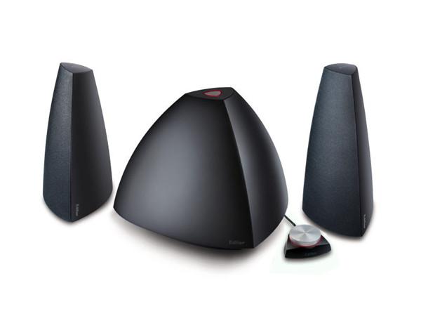 EDIFIER 漫步者 E3350 2.1声道音箱