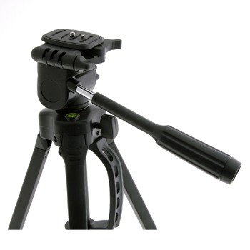 Songs (LOCTEK) CS003 lightweight tripod camera stand detachable faceplate, joystick movements