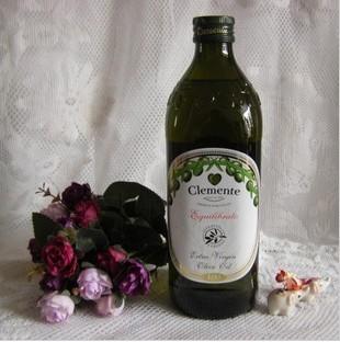 意大利CLEMENTE克莱门特特级初榨橄榄油1L ¥56,叠加268-88