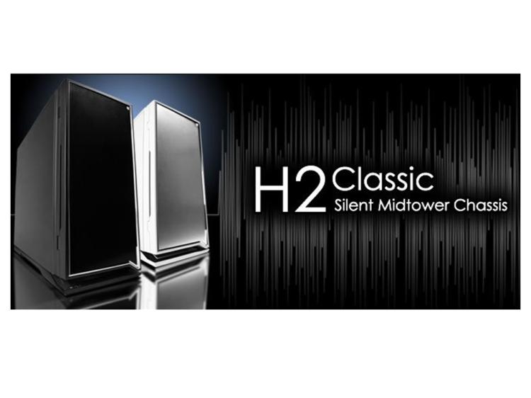 NZXT H2 中塔式机箱 黑色(静音/防尘设计)