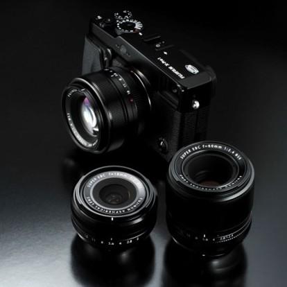 FUJIFILM 富士 X-Pro1 旁轴单电套机 含XF 18mm F2.0 R镜头