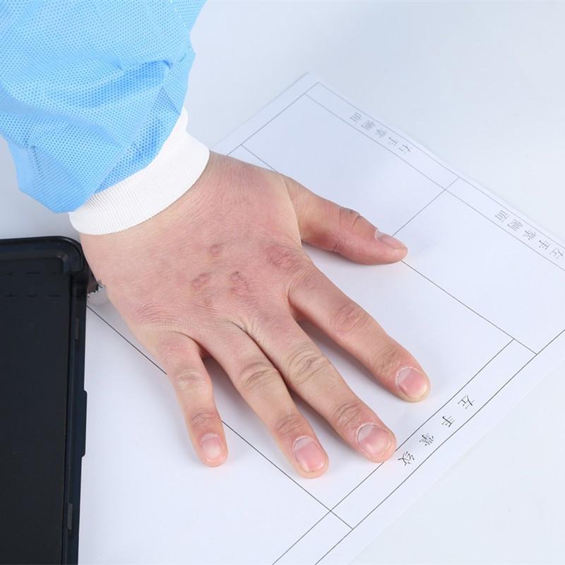 首力 掌纹捺印盒 单套装(1个掌纹捺印盒+1个油)jjkj