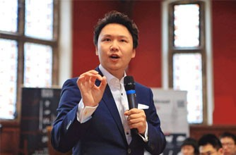 Liu Zihao from JD Cloud delivered a speech at the Oxford China Forum: China will become the largest incremental market for the global digital economy