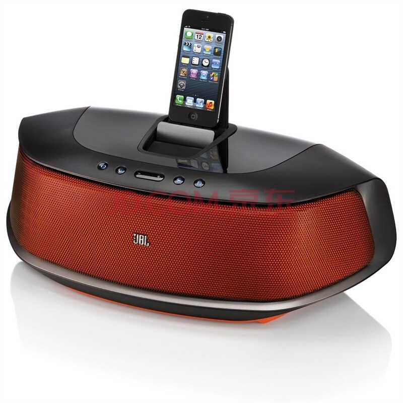 JBL OnBeat Rumble 无线蓝牙派对节拍多媒体音响音箱 iPhone5/iPad接口音乐充电基座 )