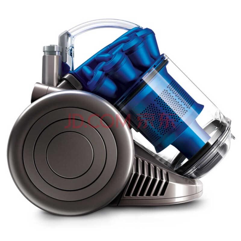 戴森(Dyson) 吸尘器 卧式家用无尘袋无耗材圆筒DC26)