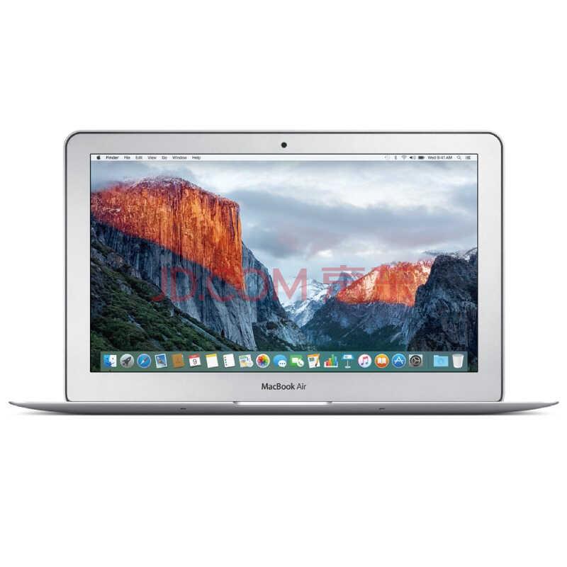 Apple MacBook Air 11.6英寸笔记本电脑 银色(Core i5 处理器/4GB内存/128GB SSD闪存 MJVM2CH/A))