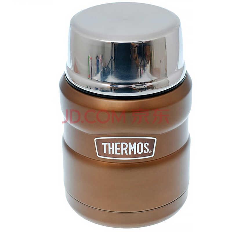 THERMOS膳魔师焖烧罐焖烧杯470ml高真空不锈钢SK-3000 GL