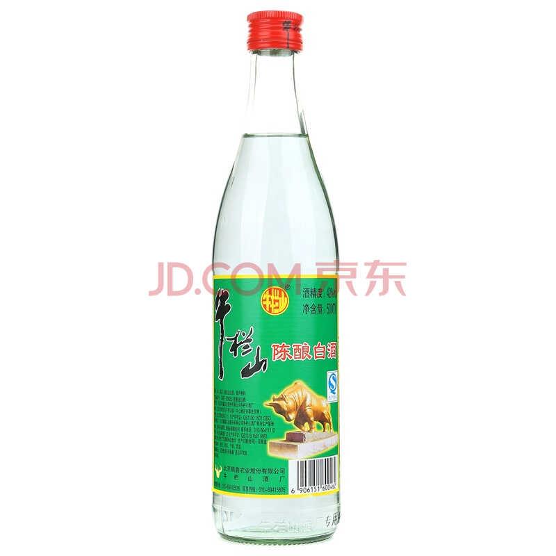 牛栏山陈酿白酒42度 500ml