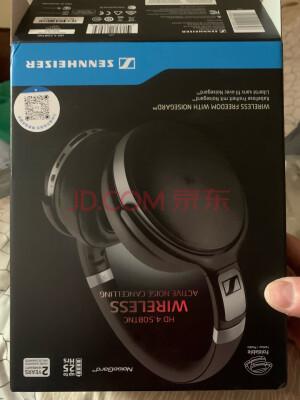 森海塞尔HD4.50BTNC怎么样