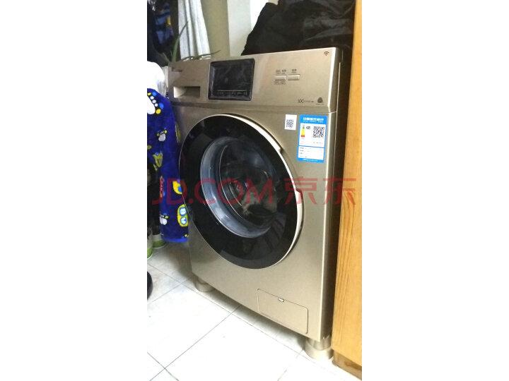 【亲身使用揭秘】小天鹅10公斤kg家用滚筒洗衣机TG100V120WDG怎么样?上档次吗,亲身体验诉说感受
