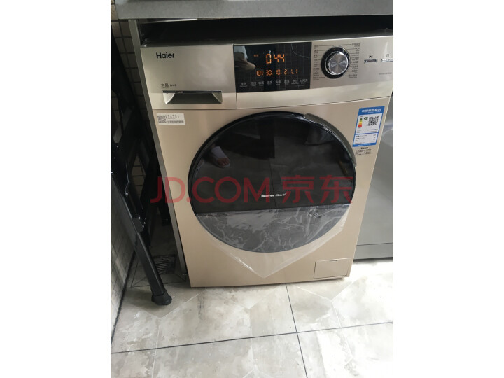 【质量评测反馈】海尔(Haier)滚筒洗衣机全自动EG10012HB509G怎么样【分享揭秘】性能优缺点内幕
