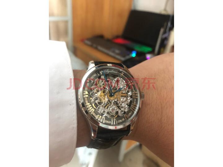 【使用评测】艾戈勒(agelocer)瑞士进口手表 博世月相系列6401A1优缺点如何【分享揭秘】性能优缺点内幕【必看】 _经典曝光