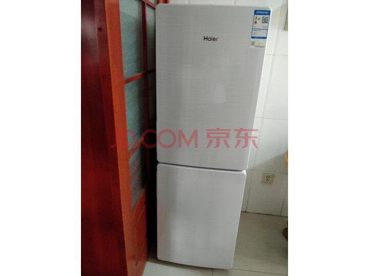 【使用评测】海尔 (Haier)两门冰箱BCD-160WDPT质量内幕怎样?入手揭秘真相究竟怎么样呢?【必看】 _经典曝光