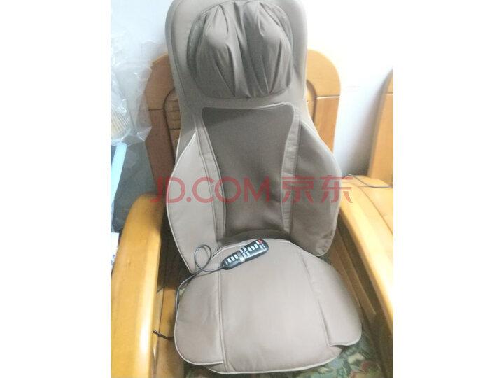 【使用评测】奥佳华(OGAWA)按摩垫颈椎按摩坐垫OG-1302怎么样.质量优缺点评测详解分享【必看】 _经典曝光