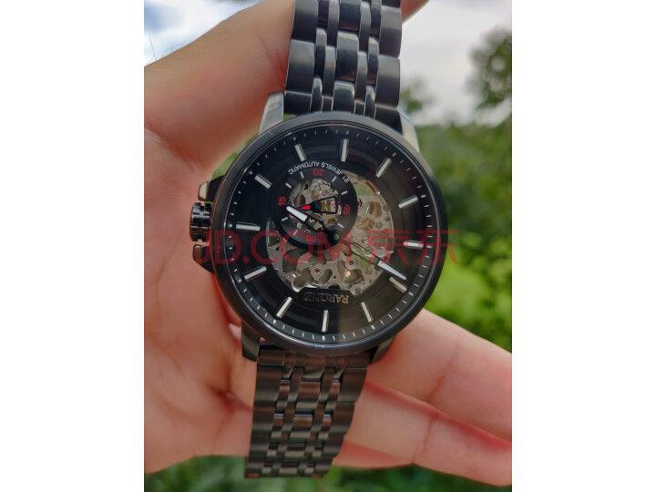 【使用评测】雷诺(RARONE)手表 男士全自动机械表质量内幕怎样?独家性能评测曝光【必看】 _经典曝光