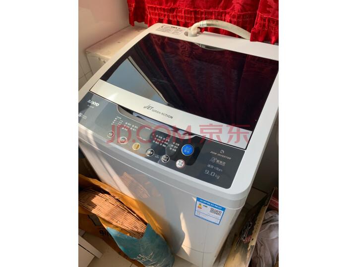 【使用评测】Sanyo 三洋sonicV9变频超音波9公斤kg洗衣机质量内幕怎样?对比说说同型号质量优缺点如何【必看】 _经典曝光